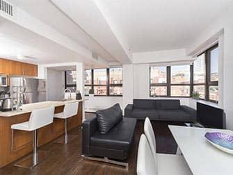 Апартаменты в Нью-Йорке SoHo-Loft-Apartments