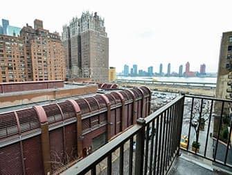 Апартаменты в Нью-Йорке Waterview-Apartments