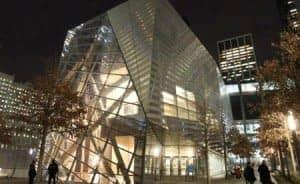 Музей 911 в Нью Йорке