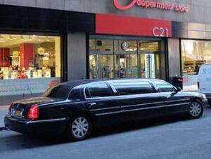 Приватный VIP тур на лимузине вокруг Нью Йорка