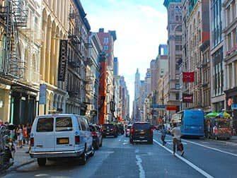 Частный VIP-тур на лимузине по Нью-Йорку - Сохо
