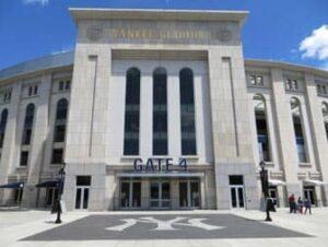Просмотр матчей Yankee в VIP ложе Нью Йоркского стадиона и в компании легендарных игроков