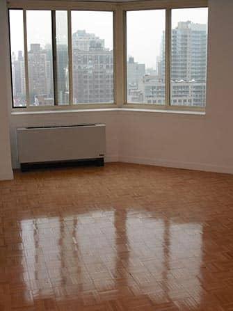 Работать и жить и в Нью-Йорке квартиры