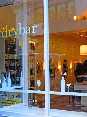 Салоны красоты в Нью-Йорке The DryBar