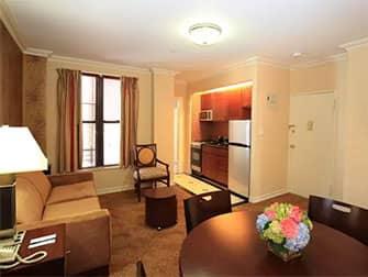 Апартаменты в Нью-Йорке - Апартаменты Radio City