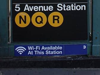 WiFi в Нью-Йорке