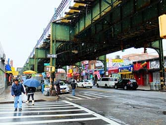 Тур по районам Бруклин, Куинс и Бронкс Queens