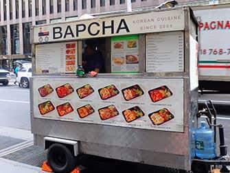 Уличная еда в Нью-Йорке-Tour-Bapcha
