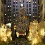 Рождественские в Нью-Йорке