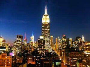 Тур по барами на крышах Нью-Йорка
