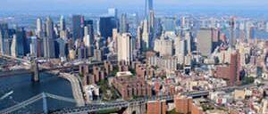 Экскурсия над Нью-Йорком на вертолете без дверей