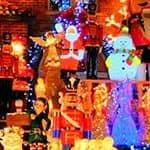Рождественские огни Дайкер-Хайтс