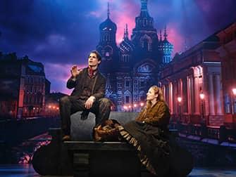 Билеты на мюзикл Anastasia на Бродвее - сцена