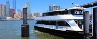 NYC Ferry в Нью Йорке