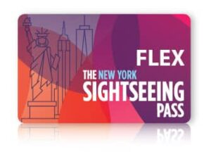 Пропуск New York Sightseeing Flex Pass