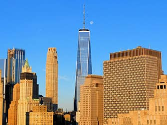 New York Sightseeing Flex Pass – Обзорная площадка One World Observatory