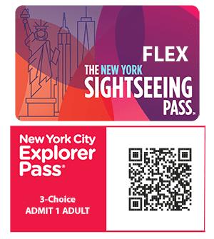 Разница между New York Sightseeing Flex Pass и New York Explorer Pass