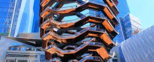 Hudson Yards Vessel in New York 2