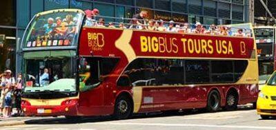 Автобусы Hop on Hop off